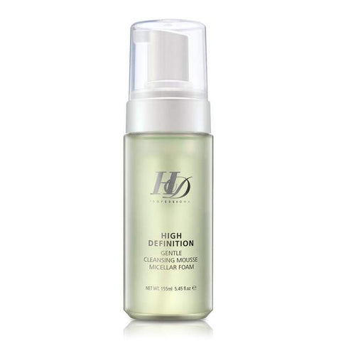 HD Gentle Cleansing Mousse Micellar Foam
