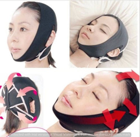 Overnight Sleeping Face Slimming Mask