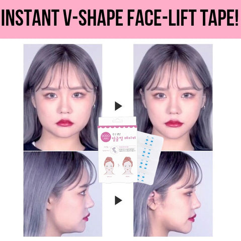 DODO Label Face Lifting Tape