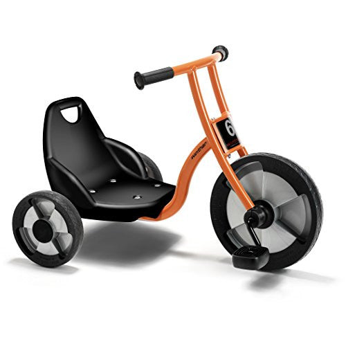 "Winther WIN553 Circleline Easy Rider Grade Kindergarten to 1, 2.09"" Height, 16.93"" Wide, 27.17"" Length"