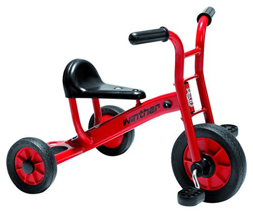"Winther WIN450 20"" Viking Tricycle, Small Grade Kindergarten to 1, 14.53"" Height, 23.5"" Wide, 18.35"" Length"