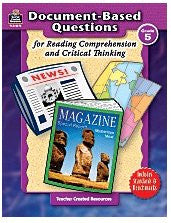 Gr 5 Document-based Questions For