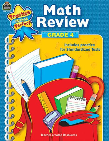 Math Review (Gr. 4)