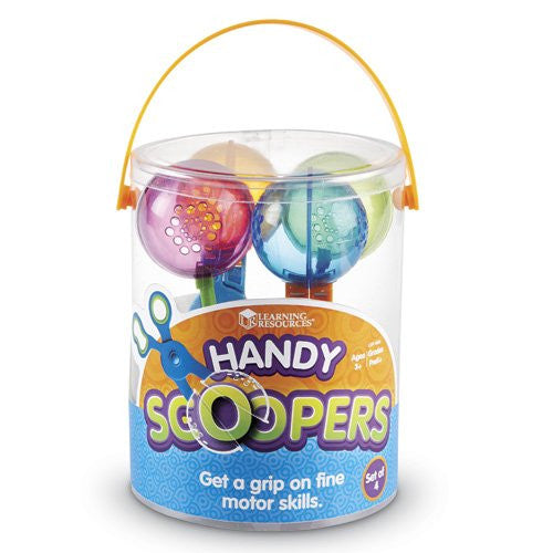 Learning Resources Handy Scoopers