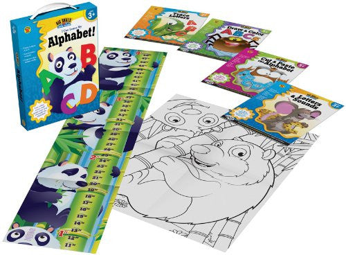 I Can Learn My Alphabet! Supplemental Resource Set, Grades Preschool - K (Big Skills for Little HandsÂ)