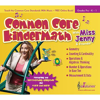 Common Core Kinder Math