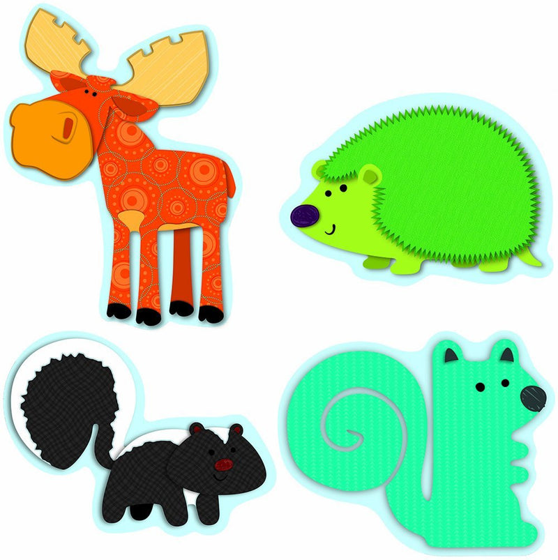 Carson Dellosa Moose and Friends Cut-Outs (120119)