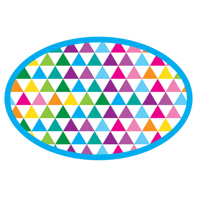Color Triangles Magnetic Wb Erasers