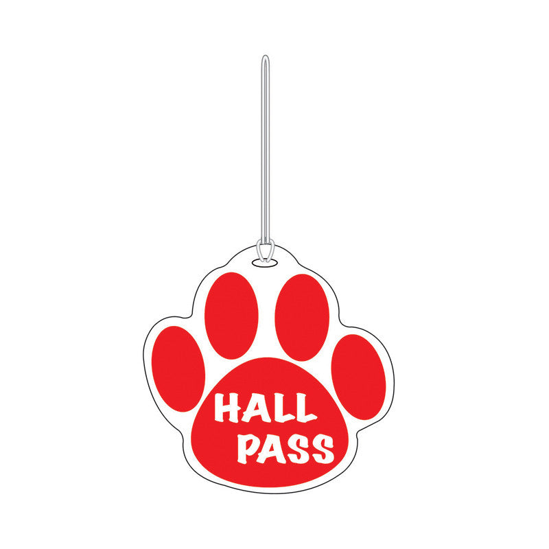 Paw Hall Passes 4 X 4