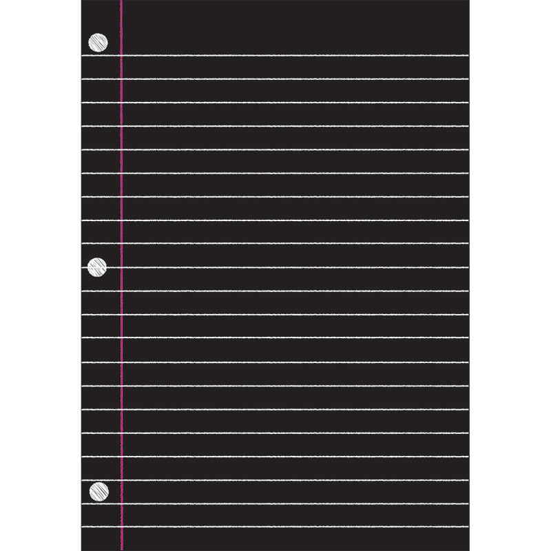 Ashley Productions Big Magnetic Notebook Paper Chart