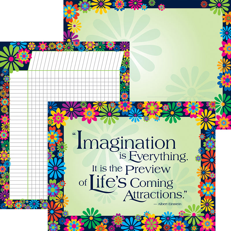 Barker Creek & Lasting Lessons Imagination Italy Chart Set