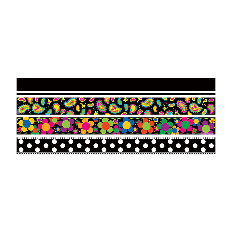 Barker Creek & Lasting Lessons Graphic Design Trim Set