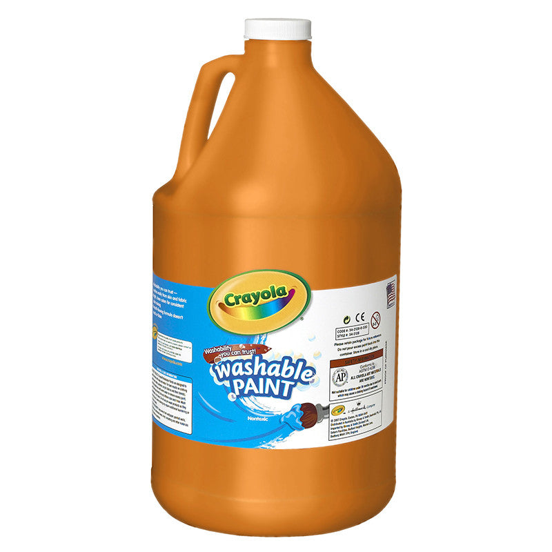 Crayola Washable Paint 1 Gallon