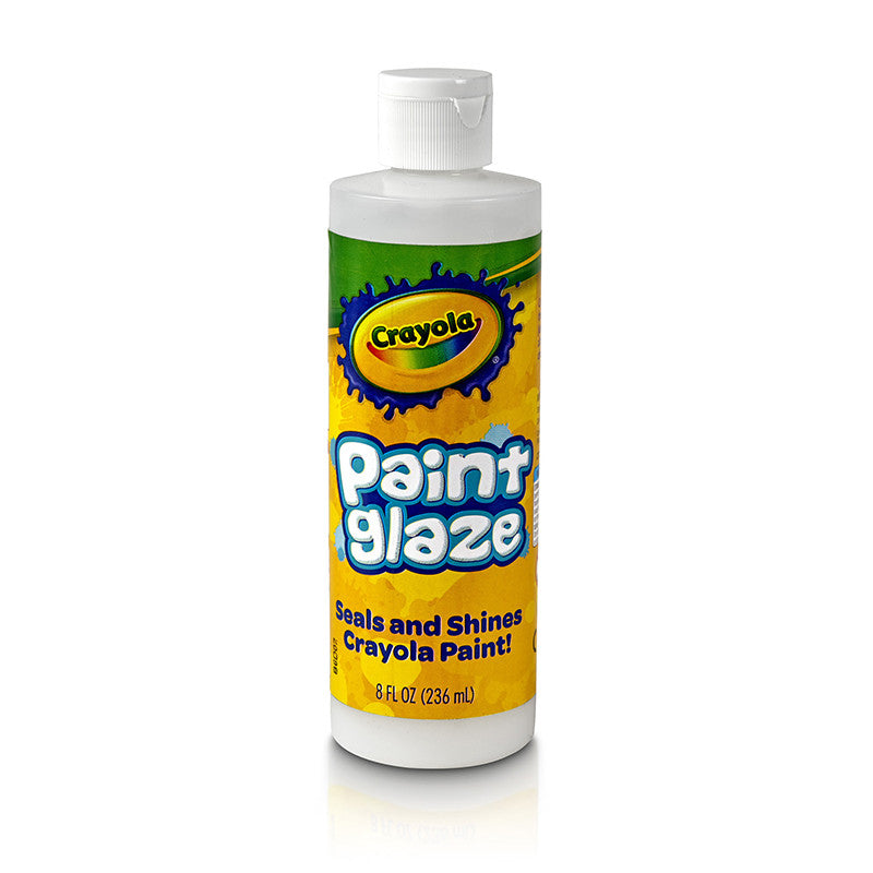 Crayola Clear Paint Glaze