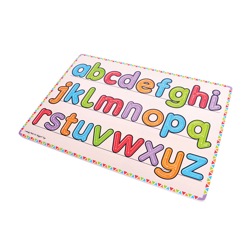 Bigjigs Toys Learn To Write Wooden Board