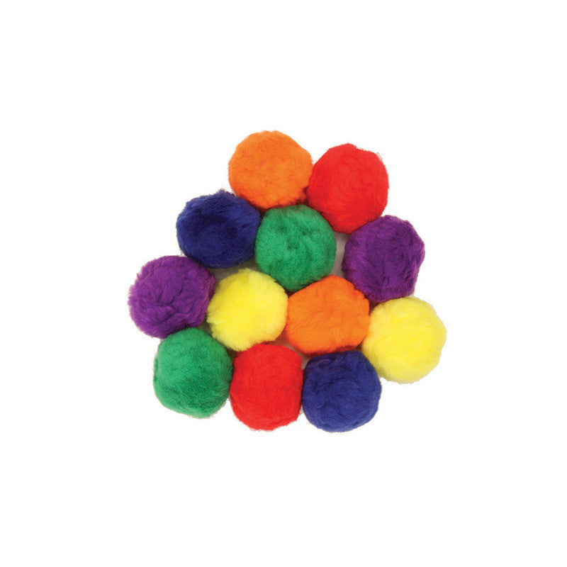 Colossal Fluff Balls 70 Mm Multi Color