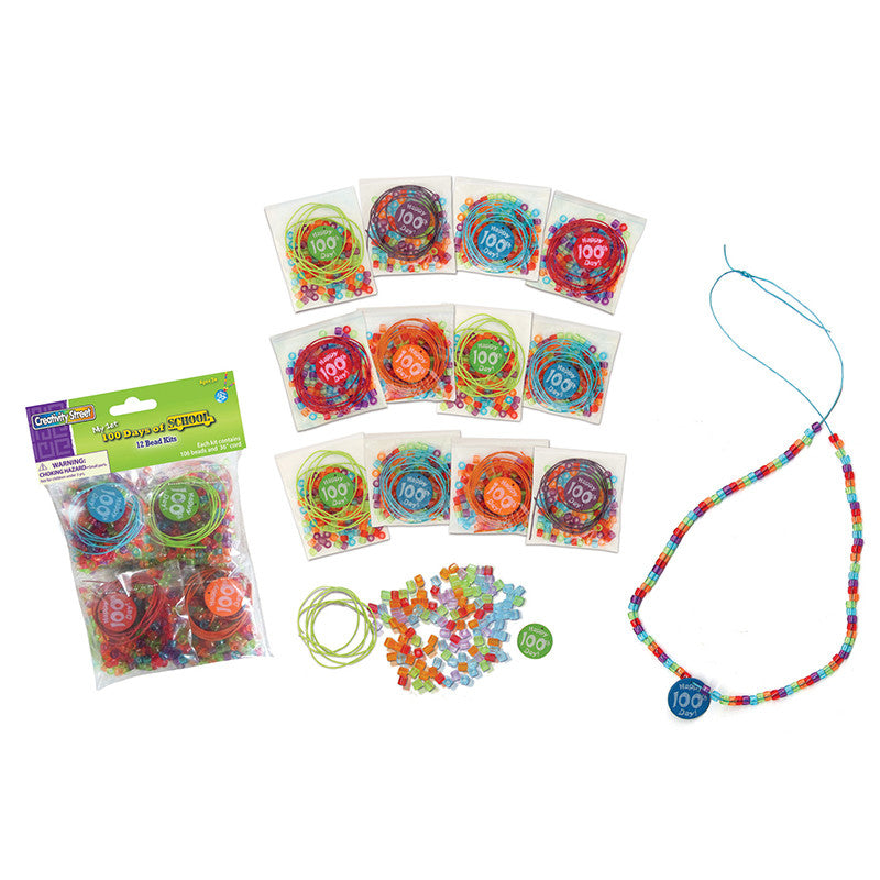 100 Days Bead Kits