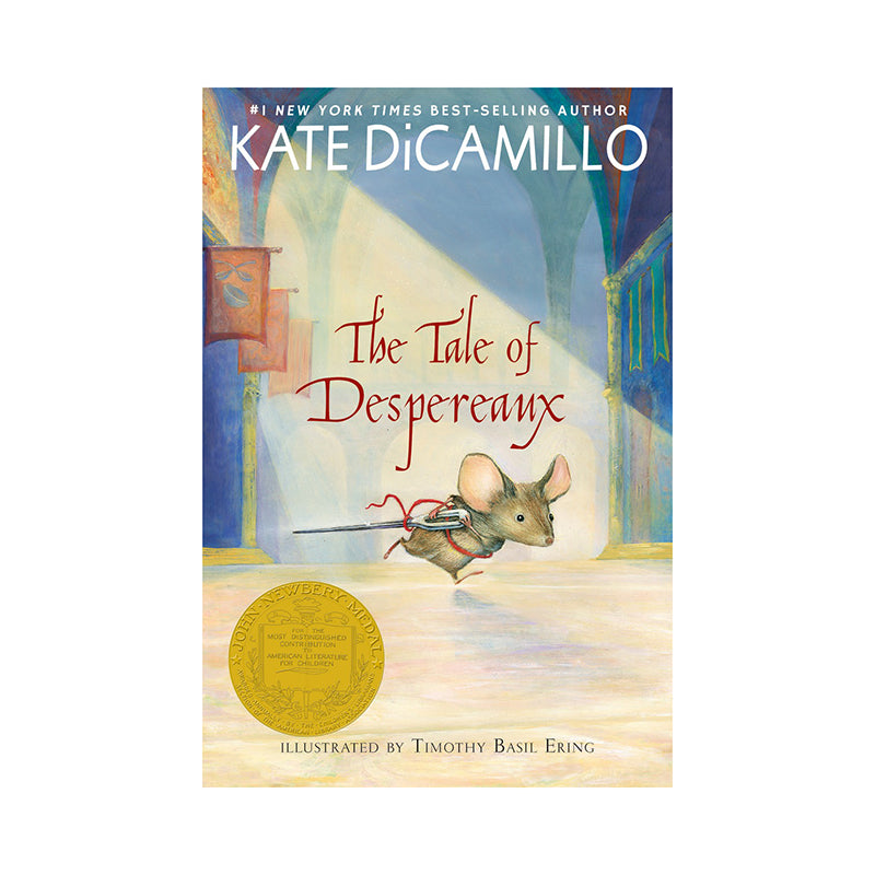 Candlewick Press The Tale Of Despereaux