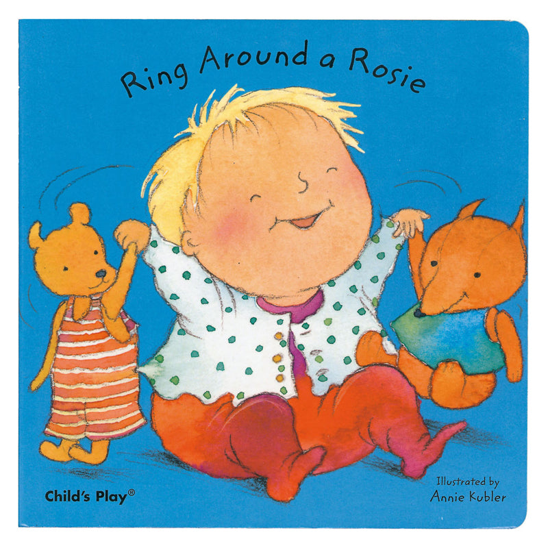 Childs Play Books Ring Around A Rosie Board Book