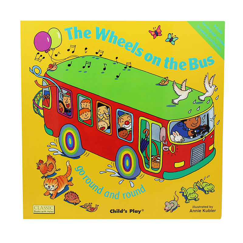 Childs Play Books The Wheels On The Bus Big Book