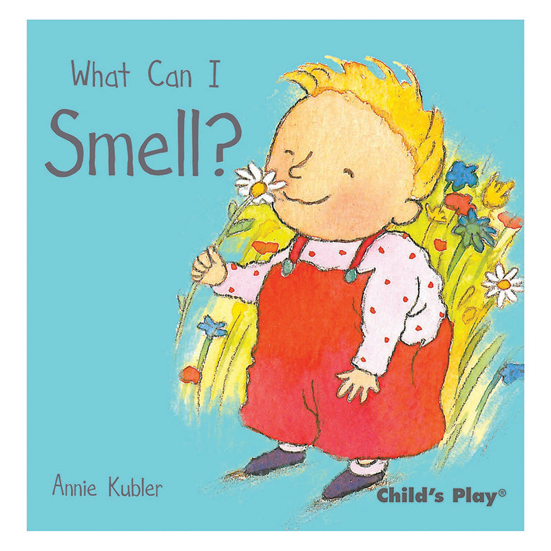Childs Play Books What Can I Smell