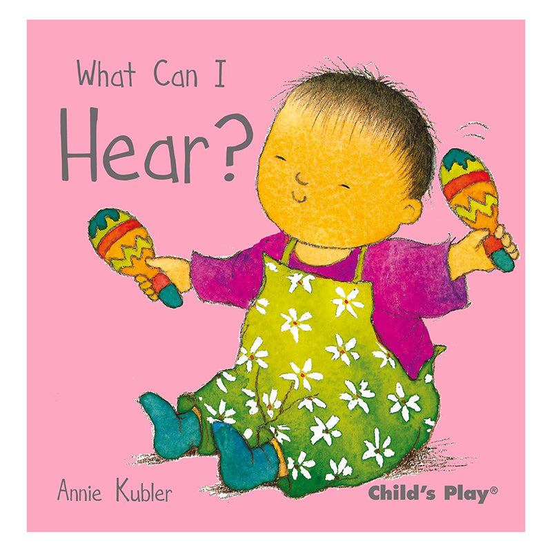 Childs Play Books What Can I Hear