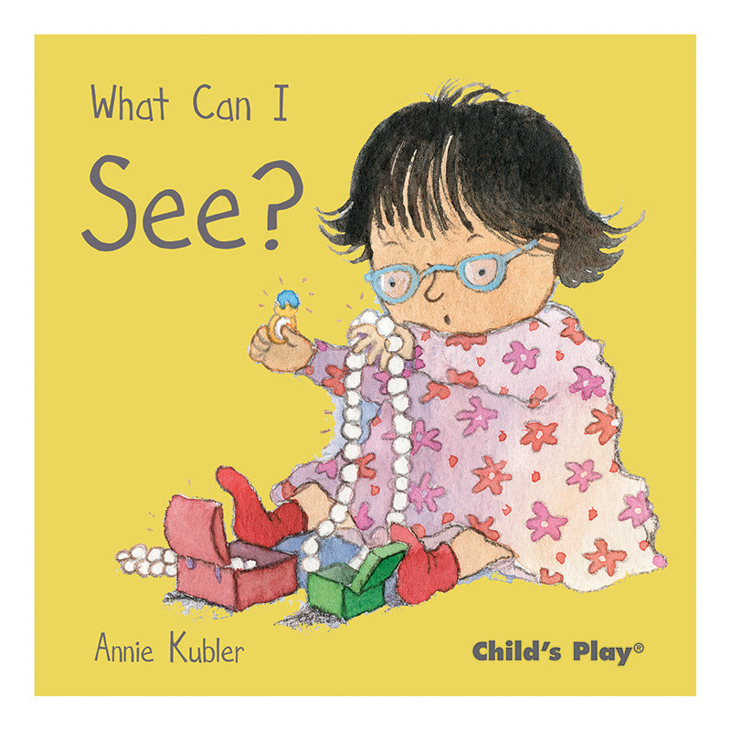 Childs Play Books What Can I See