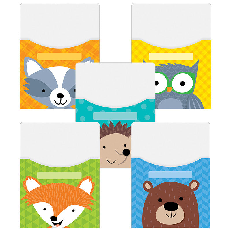 Creative Teaching Press Woodland Friends Library Pockets