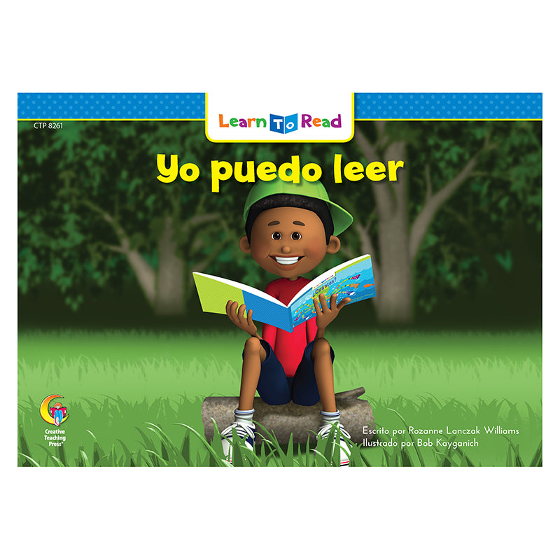 Creative Teaching Press Yo Puedo Leer - I Can Read