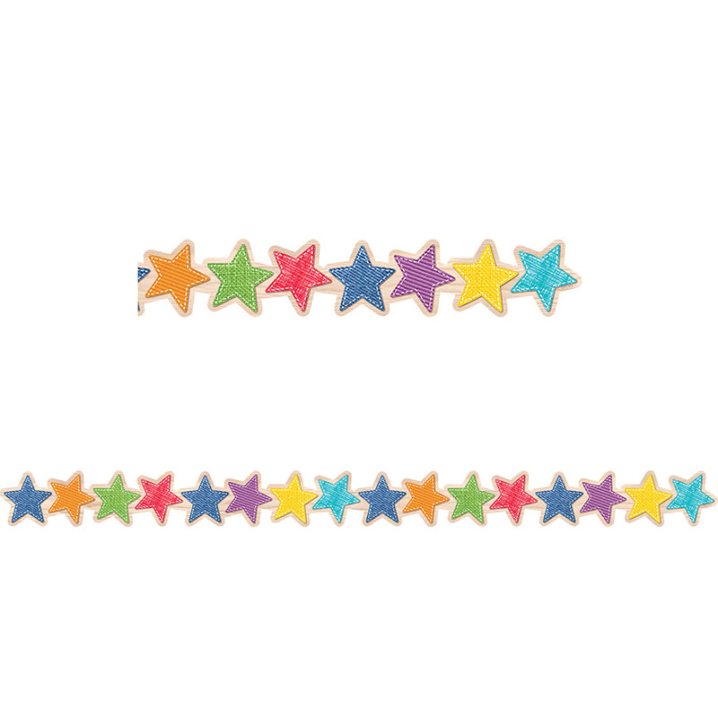 Creative Teaching Press Stars Border