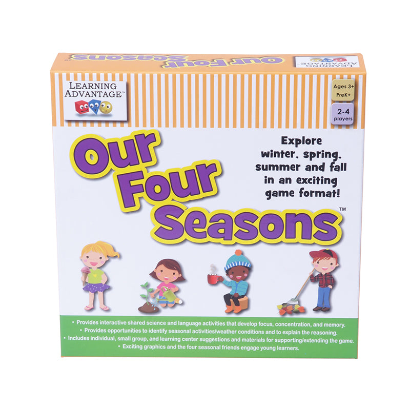 Learning Advantage Our Four Seasons Game