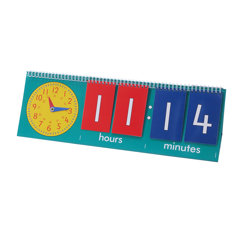 Learning Advantage Time Flip Chart