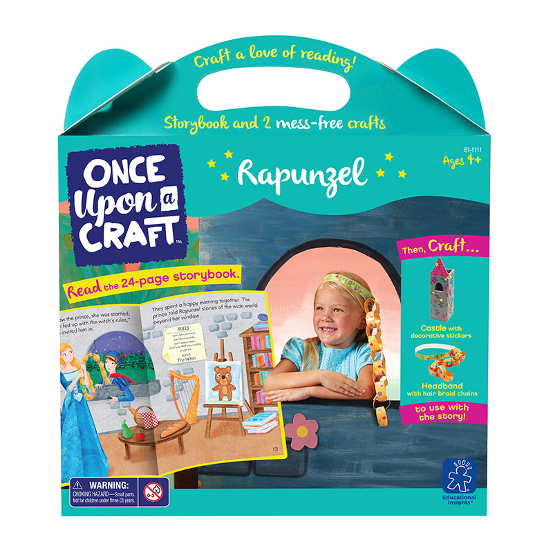 Learning Resources Once Upon a Craft Rapunzel