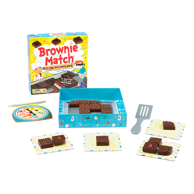 Learning Resources Brownie Match Game