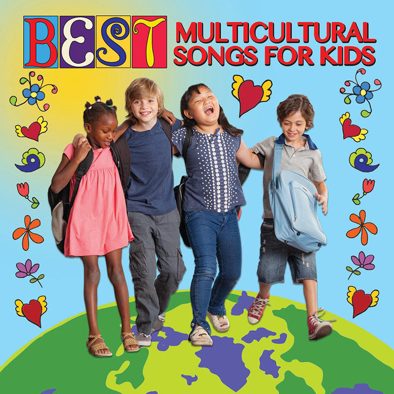 Best Multicultural Songs For Kids Cd