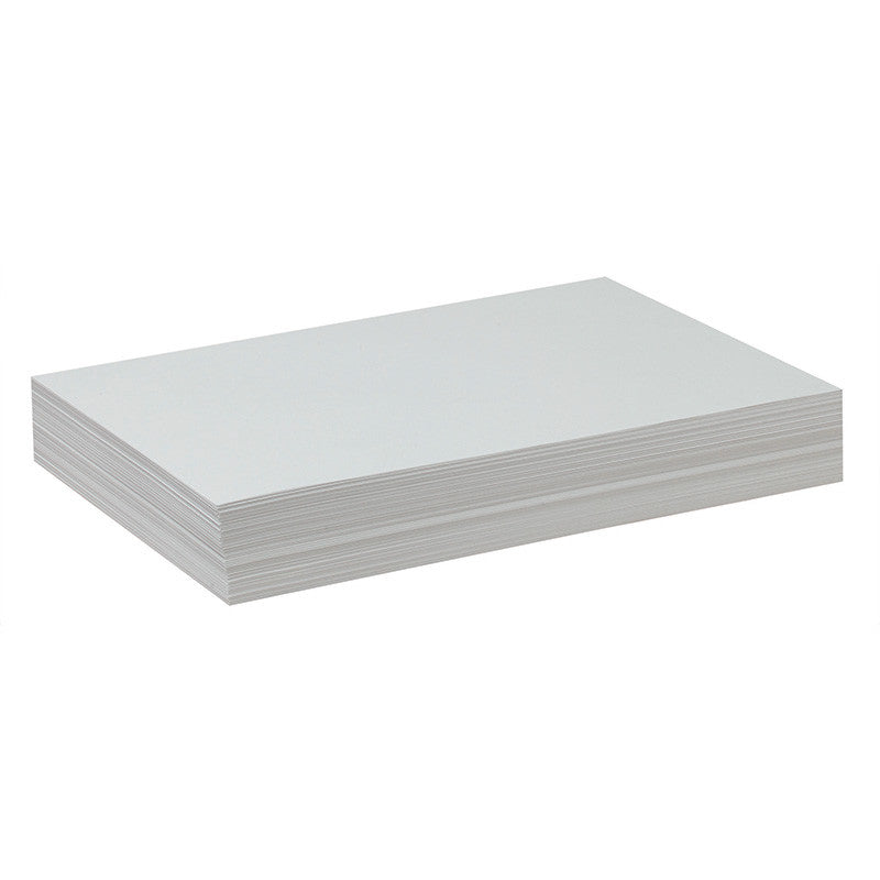 White Drawing Paper 12X18 500 Sheets 50Lb
