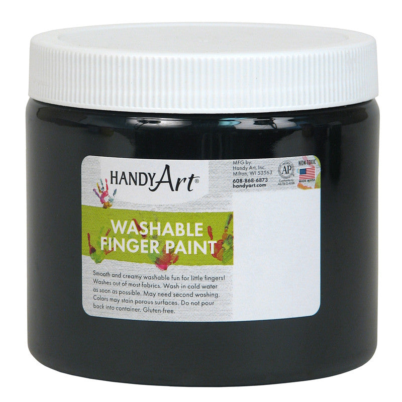 Handy Art 16Oz Washable Finger Paint