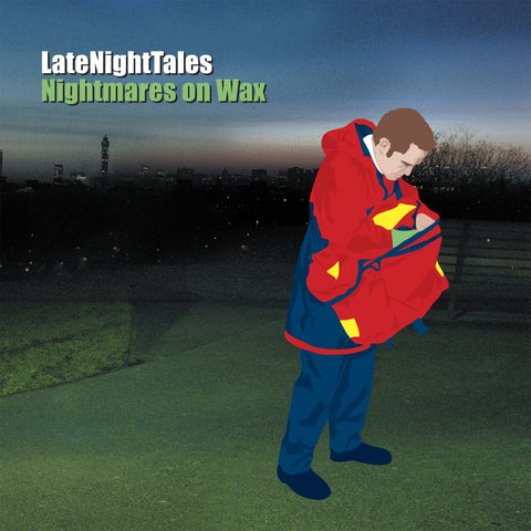 Nightmares On Wax - WAV DELUXE