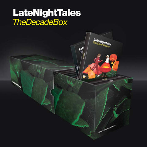 THE DECADE BOX (2014 BONUS EDITION)