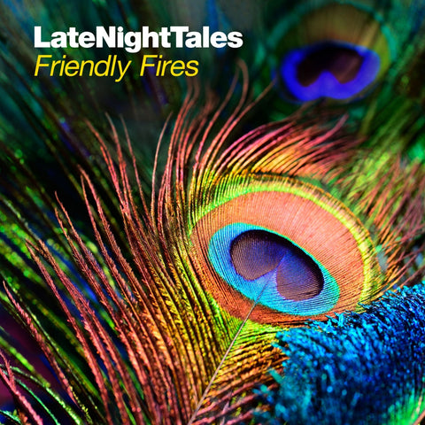 Friendly Fires - WAV DELUXE