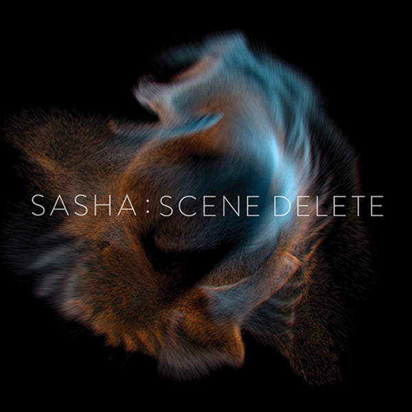 Sasha : Scene Delete - WEBSITE EXCLUSIVE - Numbered Deluxe boxset - Inc 3x White Vinyl / 3 Art Prints / CD / USB Stick (including 24bit WAV files / 4x track stems / 2x instrumental track versions)