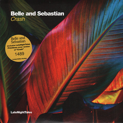 "Belle and Sebastian Vol 2 - CD + 7"" Vinyl Ltd numbered bundle"