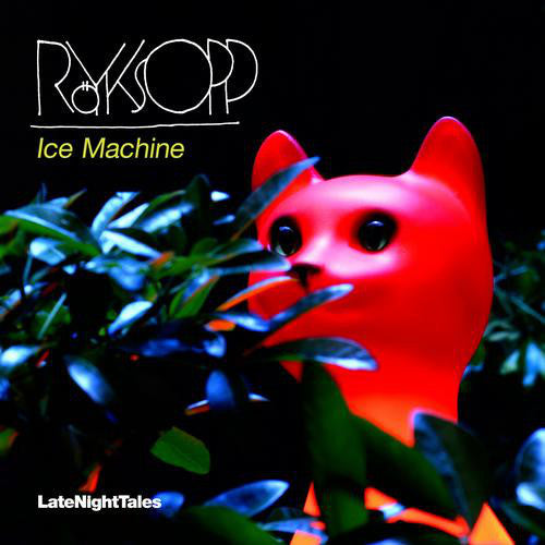 "Röyksopp - Ltd Dbl 180g LP, CD, Art Print inc red 10"" Ice Machine"