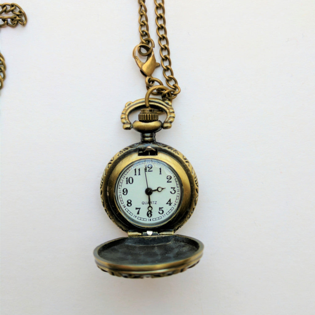 Small Vintage Pocket Watch & Small Vintage Pocket Watch u2013 The Costume Store