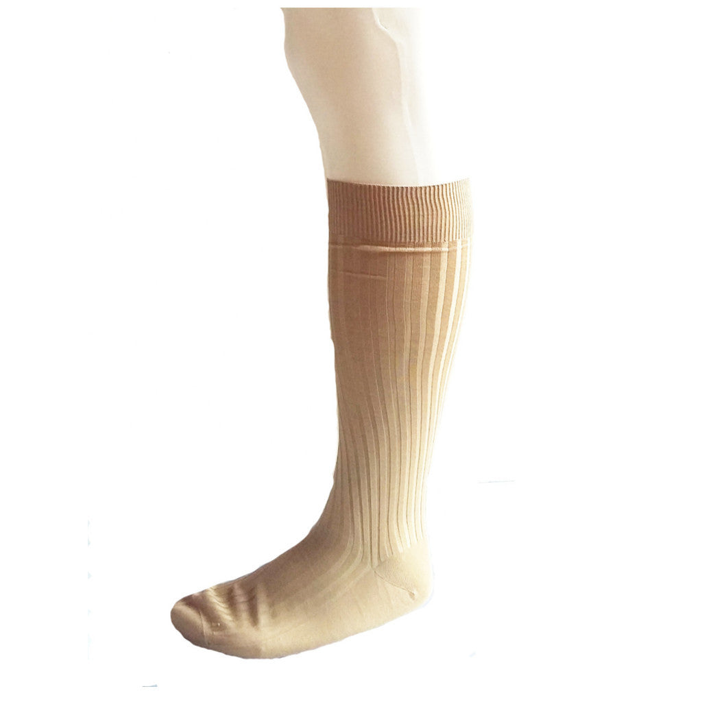 Men's knee length socks