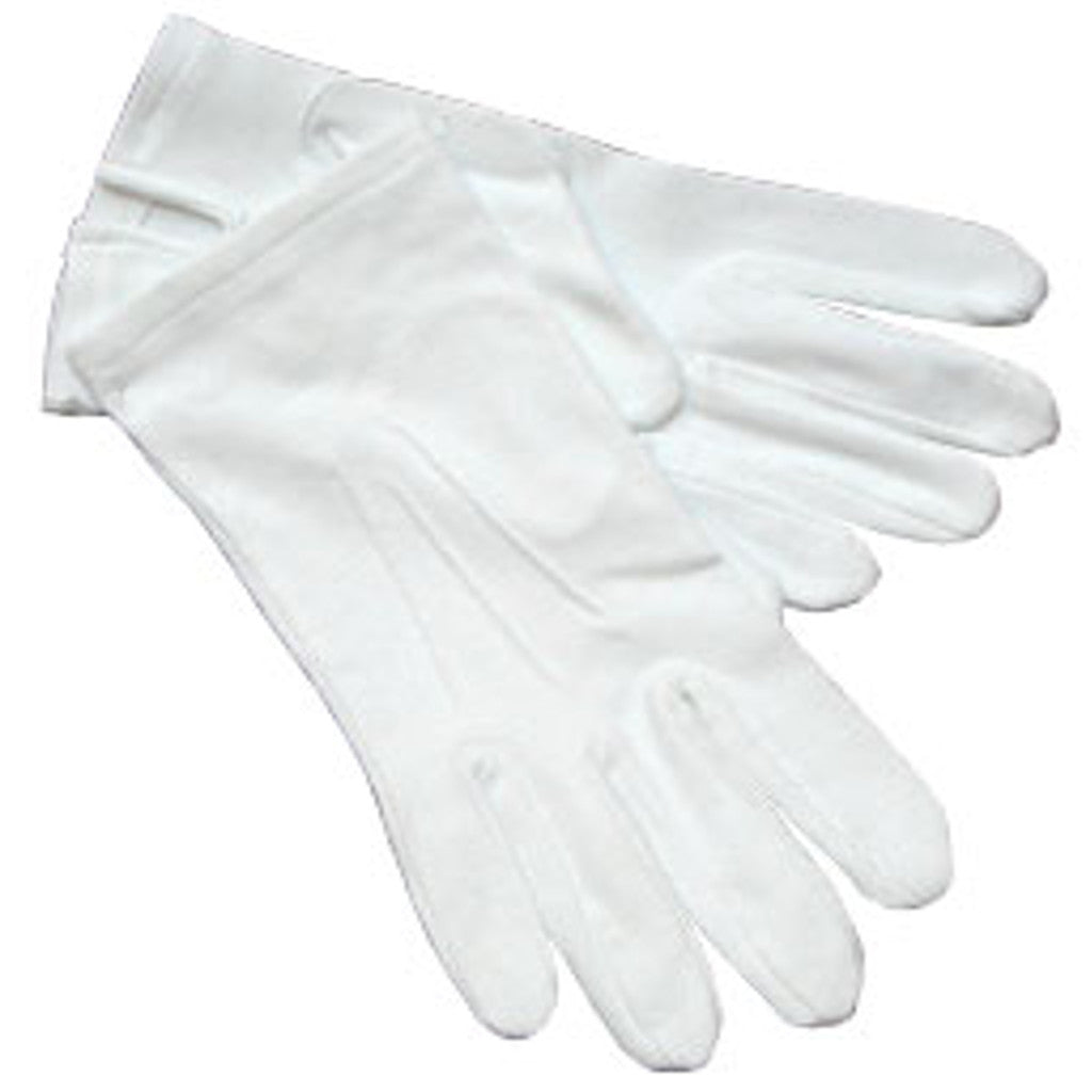 Cotton Three Point Gloves