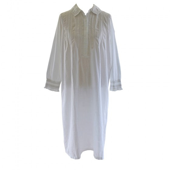 Collared Nightdress
