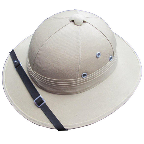 French Colonial Pith Helmet