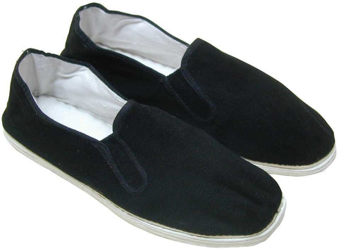 Kung Fu Rubber Sole Slippers