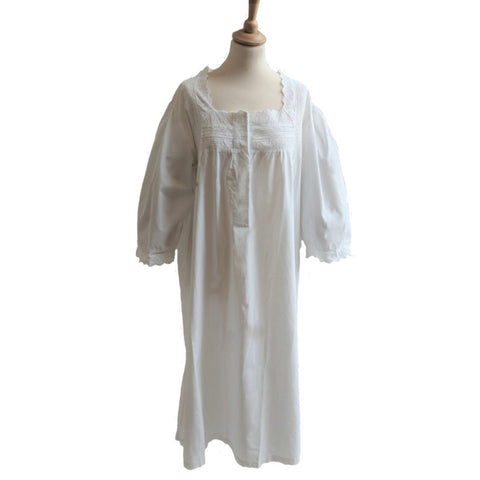 Ladies Mid Calf Nightgown
